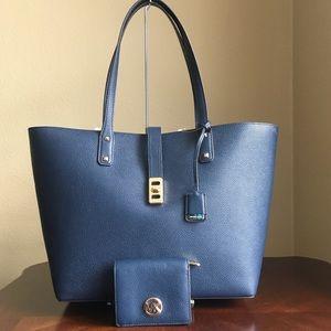New Michael Kors Large Tote Bag & Matching wallet